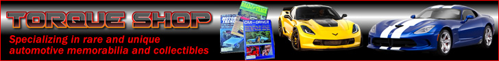 Specializing in rare and unique automotive books and collectibles.
